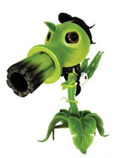 Plants VS. Zombies Garden Warfare Agent Pea