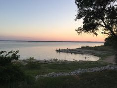 Such a great night!  Lake Whitney State Park, Texas