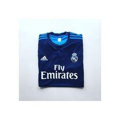 Real 3rd shirt 2015/16  Link in bio ☝️ #realmadrid #madrid #bernabeu #spain #spanish #spanishfootball #laliga #adidas #adidasfootball #football #footballshirt #soccer #soccerjersey #europeanfootball