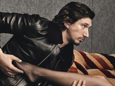 Adam Driver for W Magazine  February 2017 Photographs by Craig McDean
