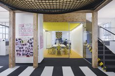 rewe digital lepel lepel architektur innenarchitektur gro raumb ro pinterest buero. Black Bedroom Furniture Sets. Home Design Ideas