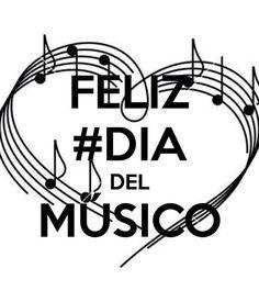 Feliz día #musicos #music