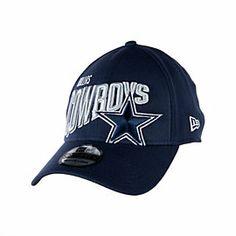 9fed95435 Dallas Cowboys New Era Team Slope 39THIRTY Cowboys Cap