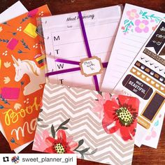 This girl right here was my FIRST EVER customer and I can't thank her enough for her continued support and love for my shop and products. I just want to keep  providing quality products for amazing people like her.  You are awesome!  I want to wish you the happiest of birthdays! Xoxo  #Repost @sweet_planner_girl with @repostapp  I'm enjoying spending time with my family today on my birthday but I wanted to show my haul from Plan With Vi. After spending 30 min. trying to remember a password…