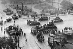 A Day That Shook The World: Soviets crush the Hungarian revolt - History - Life & Style - The Independent  includes video link