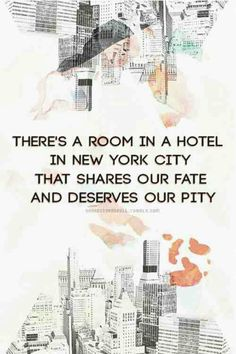 Fall Out Boy   Twin skeleton's (Hotel In NYC)