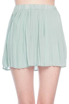 Flowy Short Skirt ~ Fitted Top | Clothing | Pinterest | Flowy ...