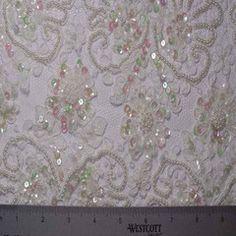 Alencon Beaded Lace #9