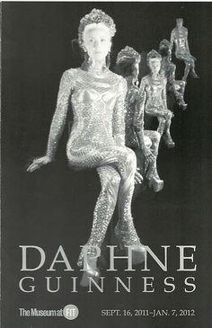 Daphne Guinness. Forever chic.