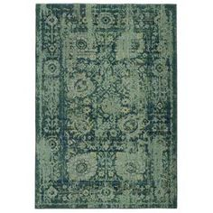 Expressions Rug in Green