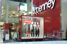JC Penney Launches 'Shops' Concept With Levi's, Arizona and Buffalo
