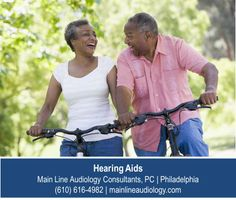 http://mainlineaudiology.com/hearing-aids.php – Spouses are often the first to notice a hearing loss and encourage their partner to get hearing aids. If your husband or wife has been encouraging you to see a specialist about your hearing, know that it is because they love you and miss talking and laughing with you the way it used to be. Main Line Audiology Consultants, PC is ready to help.