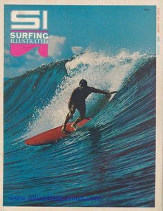 Surfing Illustrated - All Surf Magazines Bedroom Wall Collage, Photo Wall Collage, Picture Wall, Print Pictures, Blue Pictures, Cool Pictures, Retro Surf, Vintage Surf, Surf Van