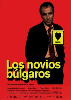 Los Novios búlgaros (DVD ESP IGL), basada en la novel·la homònima d'Eduardo Mendicutti.