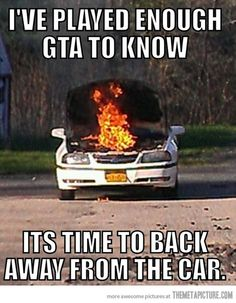 Funny pictures about GTA players will know. Oh, and cool pics about GTA players will know. Also, GTA players will know. Gamer Quotes, Gamer Humor, Gaming Memes, Video Game Memes, Video Games Funny, Funny Games, Videos Funny, Gta Funny, Seriously Funny