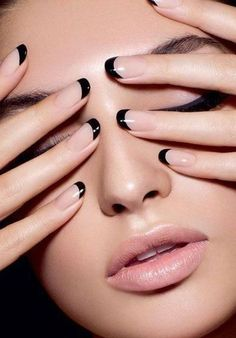 20 Fabulous Fall/Winter Nail Trends: #1. Rounded Nails
