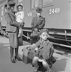 Helsinki en previsión de la guerra 1941 / Helsinki in anticipation of the 1941 war - Finland