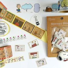 The Peanuts Gang has been my favourite eversince I was a kid.  When I went to Japan, part of my itinerary (aside from looking for washi tapes 😅) was to look for peanuts stationery, which is common there. Here are some of the stuff I got from my trip. 😍 . . . . . . . #snoopy #peanuts #snoopymuseum #snoopymuseumtokyo @snoopymuseumtokyo #tokyo #2016 #may #spring #stationeryhaul #stationery #osaka #stamp #washitape #sticker #vintage #roll #love #charliebrown #lucy #sally #linus #schroeder…
