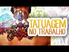 Tatuagem no trabalho: como lidar? - YouTube