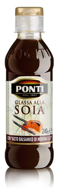 Glassa Gastronomica alla soia
