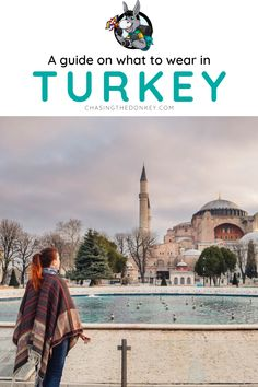 What to Wear in Turkey: Packing Tips Area-By-Area Across Turkey Best Vacation Spots, Best Vacations, Ancient Greek Architecture, Gothic Architecture, Turkey History, Quoi Porter, Travel Dress, The Donkey, Turkey Travel
