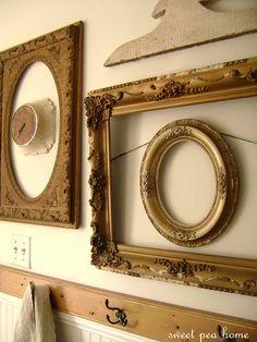 Beautiful frame art