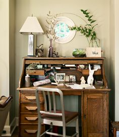 Antique Decor  - CountryLiving.com
