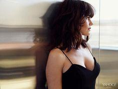 Carla Gugino for Yahoo Style