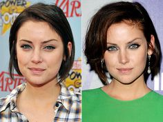 Jessica Stroup hairstyle with new look (5)