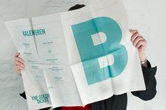 Designspiration — BREMEN PAPER #2 on the Behance Network