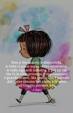 Immagini Belle da ImmaginiBuongiornoBelle.it My Mood, Good Mood, Italian Quotes, Feelings Words, Quotes About Everything, Some Words, Better Life, Beautiful Words, Sentences