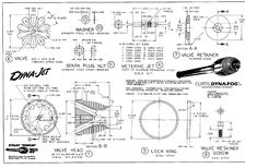 Jet Engine Plans | Pulse-jet blueprints Model Jet Engine, Pulse Jet Engine, After All These Years, Engineering, How To Plan, Gliders, Rockets, Motorbikes, Inventions