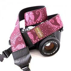 "Shelly 1.5"" Designer Camera Strap. NEW!"