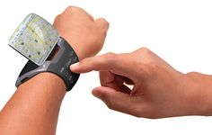 Mimos: Wrist PC With A Physical Keyboard That Rivals The Smartwatch #technology