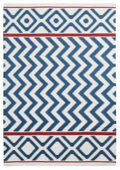 Asan Indigo by The Rug Company