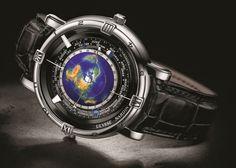 Ulysse Nardin Tellurium Johannes Kepler Platinum