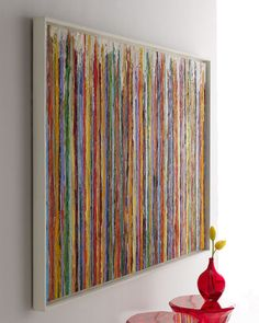 """""""Delineation"""" Original Painting"""