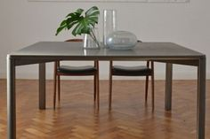 #gregorio #black #table by #mg12  #tavolo #stone #basaltina #diningtable #luxury #furniture