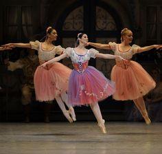 "Happy #tutuTuesday!   (San Francisco Ballet dancers in ""Coppélia,"" photo by Erik Tomasson)"