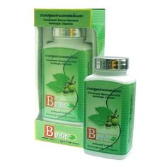 Be-Fit, Senna Garcinia Cambogia capsules, herbal slimming from Thanyaporn Herbs Thailand.