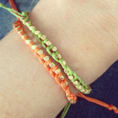 Friendship armbandjes