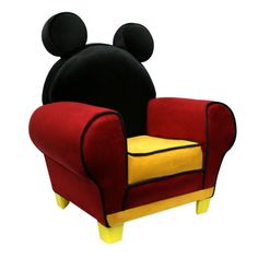 Disney Mickey Mouse Chair Disney https://www.amazon.com/dp/B0054NP99A/ref=cm_sw_r_pi_dp_x_McndAbVFSXE7K