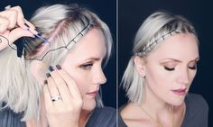 Needle point hairstyle. You heard me right. Needle point. I've been dying to share this needle point hair tutorial with you and introduce you to one of my new favorite hair product and a GIVEAWAY! (go find the giveaway details on my Instagram @whippycake) We are stepping up our hair game with this one. I'm …