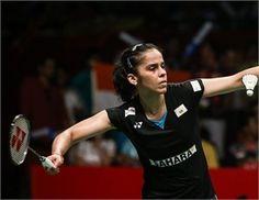 2015 BWF World Championships: Saina Nehwal
