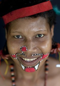 Trobriand Islands girl - Papua New Guinea | Flickr - Photo Sharing!