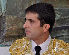 Javier Castaño en el patio de cuadrillas de Azpeitia