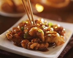 Put down the takeout menu and pull out your crockpot for one of these 6 crockpot Chinese food recipes. 5 Ingredient Crockpot Recipes, Slow Cooker Recipes, Cooking Recipes, Crockpot Meals, Mango Avocado Salsa, Sauce Recipes, Chicken Recipes, Instant Pot, Eat More Chicken