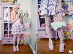 Blippo Kawaii Shop Pony, Kiseki Plats, Bodyline Polka