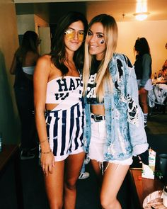 22 Game Day Outfits All College Girls Need To Copy - By Sophia Lee - college outfits College Girls, College Game Days, College Life, College Football Games, College Hacks, Education College, Health Education, Physical Education, Fall College Outfits