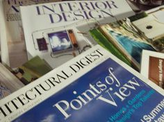 Top Books And Magazines Every Interior Designer Or Aspiring Must Own